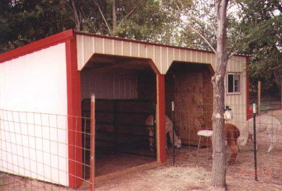 Sturdi Bilt Portable Livestock Shelters Calving And