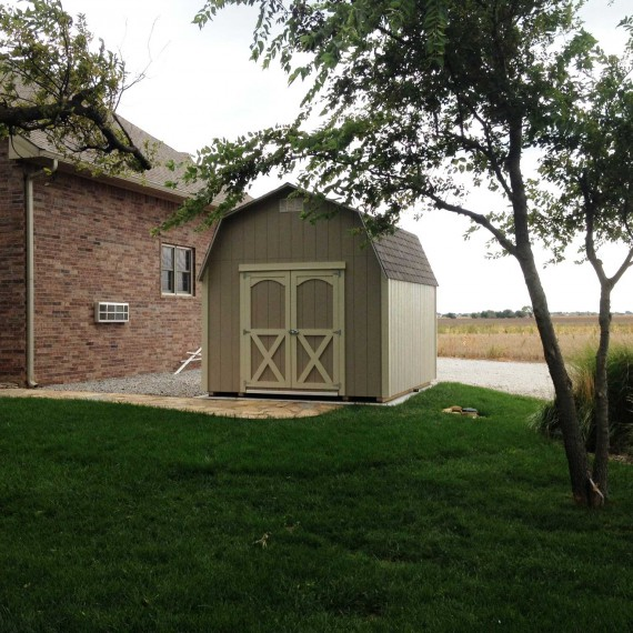 Substantial Storage Shed Oklahoma