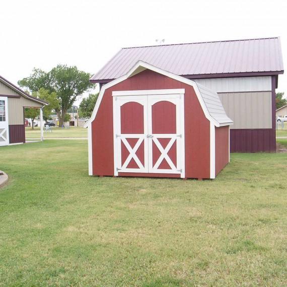Garages, Workshops & Cabins Built in McPherson by Sturdi-Bilt