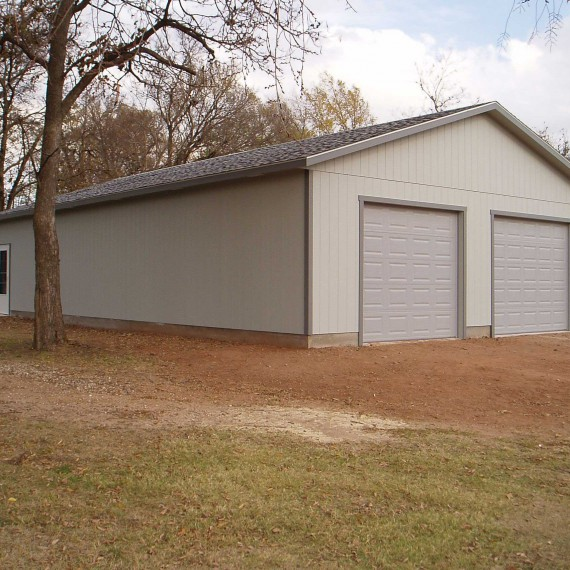 Affordable Garages & Shops Installed in Wichita