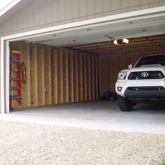 Panel Sided Garages For Sale in Wichita