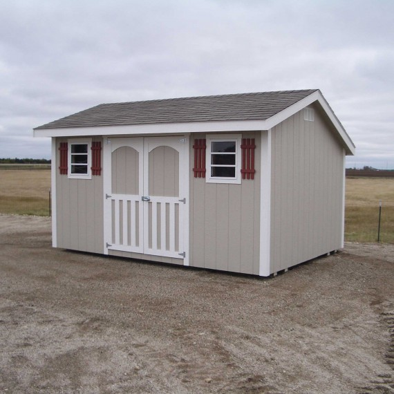 Get Your Storage Barn Built and Installed in Enid