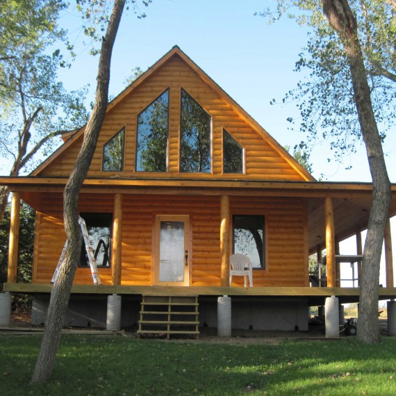 Wrapped-porch-Cabin-(6)