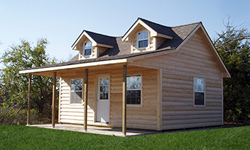 Garden Sheds Kansas City sturdi-bilt | outdoor enclosures: garages, cabins, gazebos