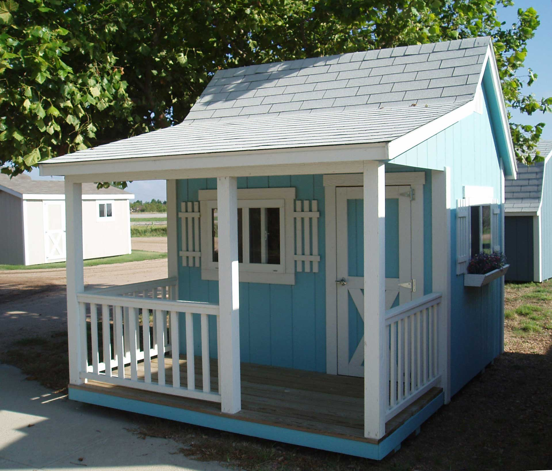 Sturdi Bilt Princess Playhouse