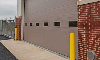 Durable Sectional Doors McPherson