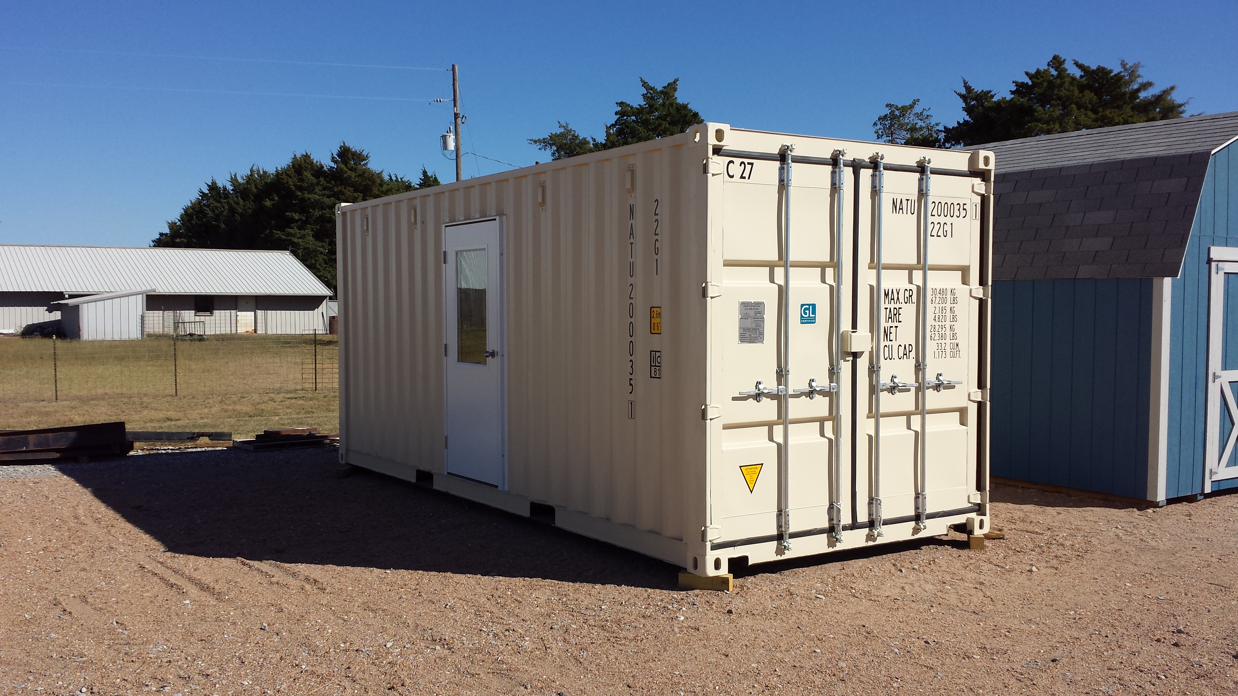Portable Container Rental | San Jose Storage Containers