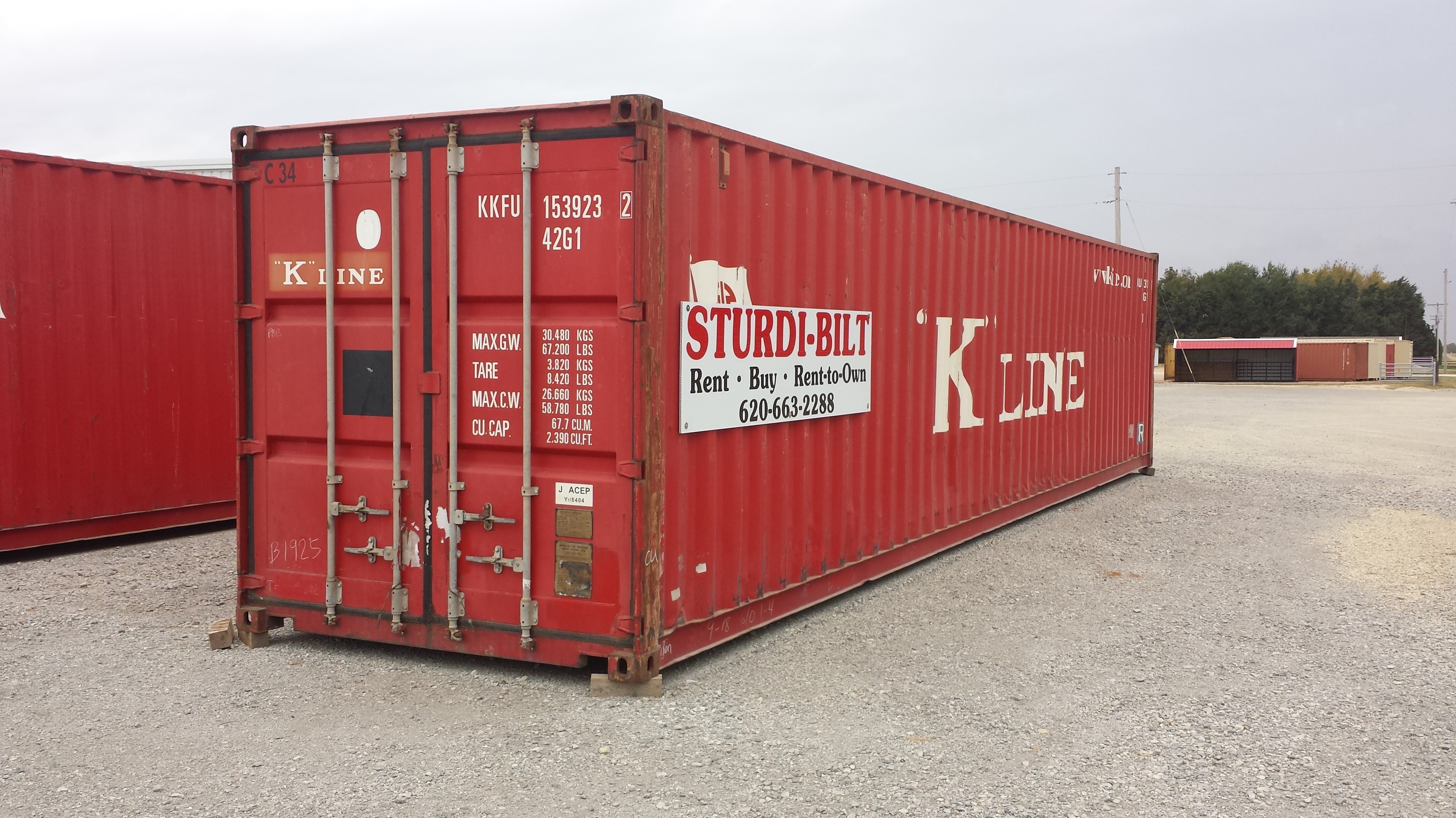 Sturdi-Bilt   Portable Shipping & Storage Containers For