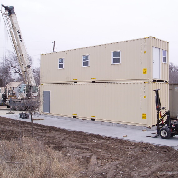 Cost Effective Storage Containers Oklahoma