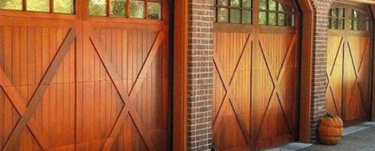 Custom Residential Garage Doors Kansas