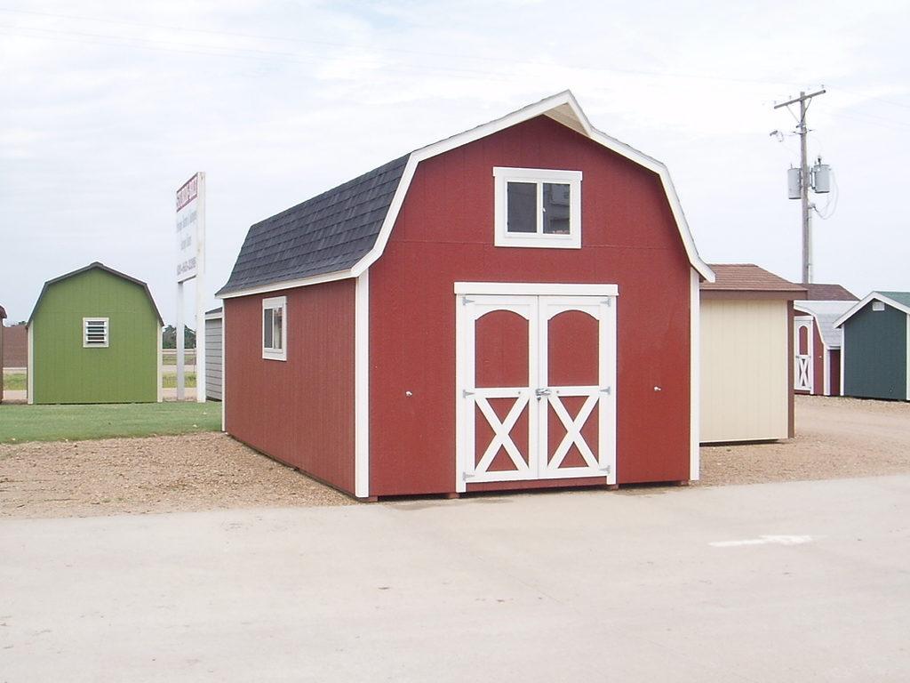 Sturdi-Bilt's Best-Selling Shed in Kansas